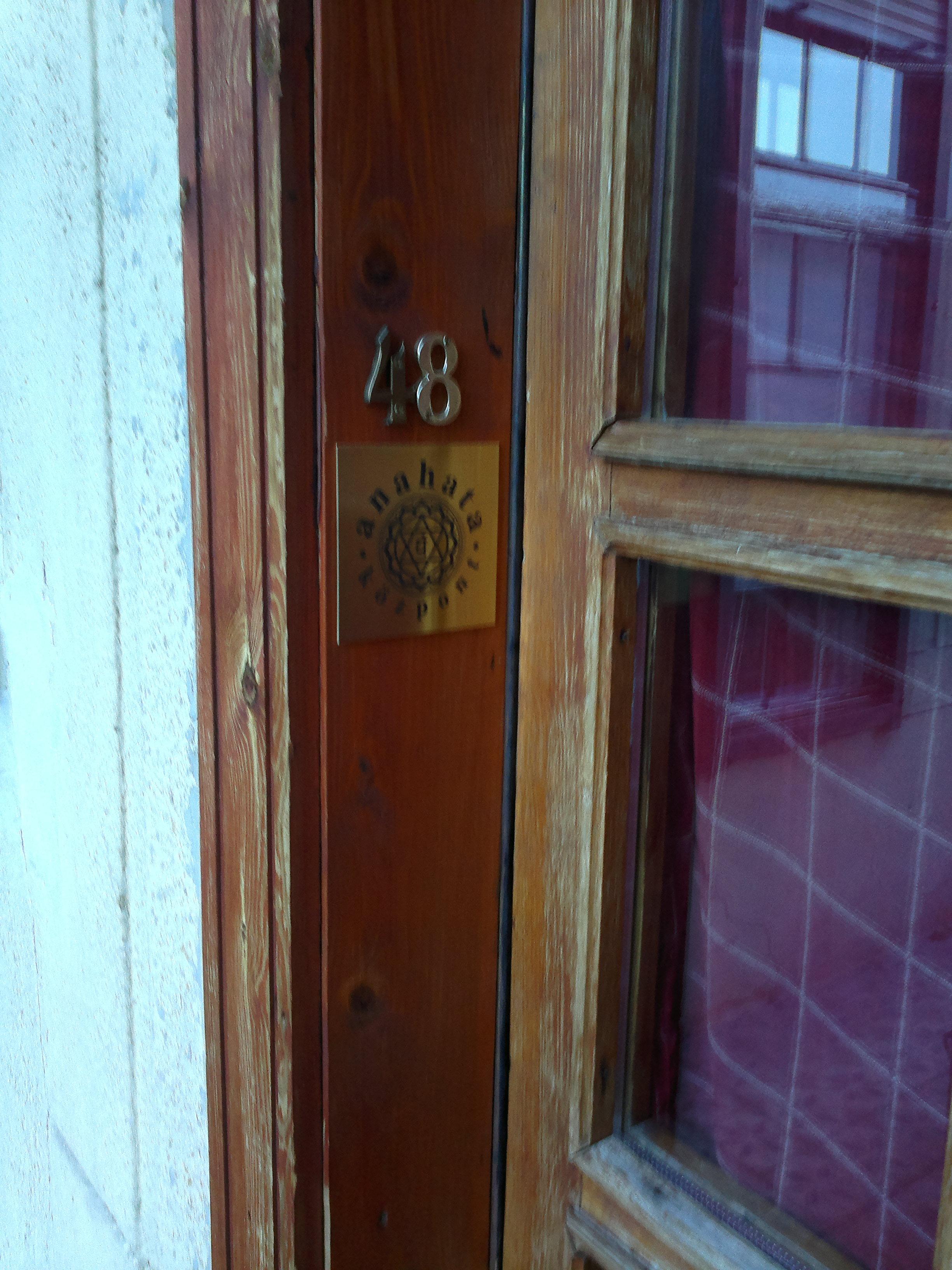 Anahata ajtó